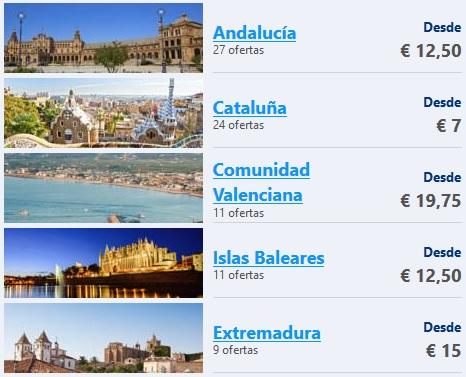 booking hoteles por españa