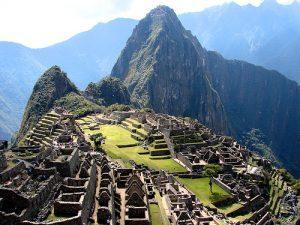 Machu Picchu informacion