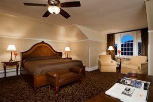 habitacion del Stanley Hotel, el Hotel Maldito del Resplandor
