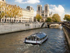 crucero panoramico por paris