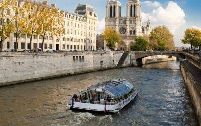 Crucero panorámico por París