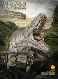 dinosaurio territorio dinopolis