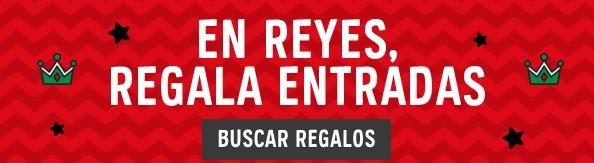 En Reyes regala entradas