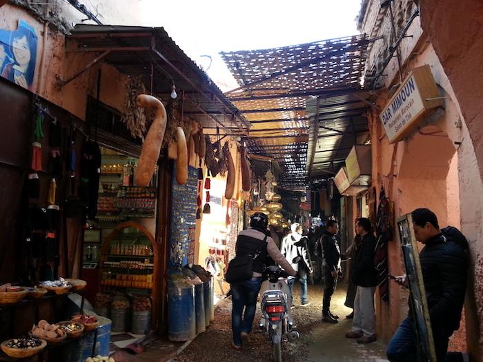 calle de marrakech
