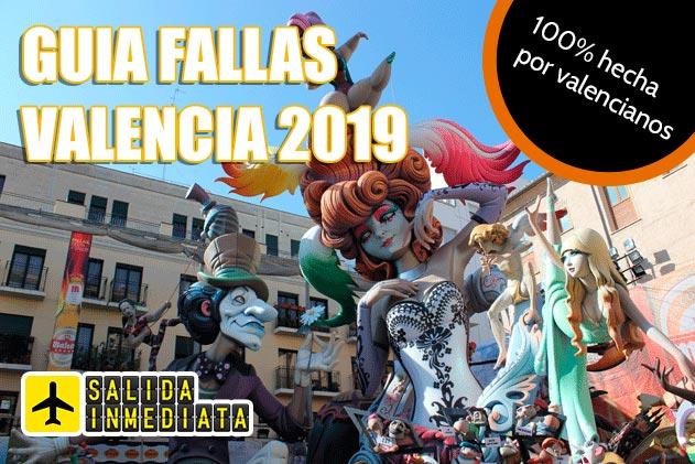 Guía de las Fallas de Valencia 2019