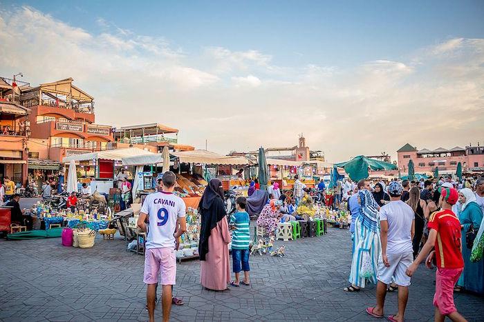 gente de marrakech