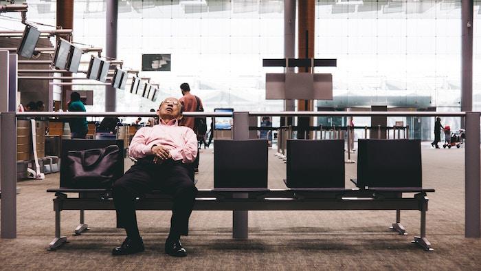 que hacer en el aeropuerto