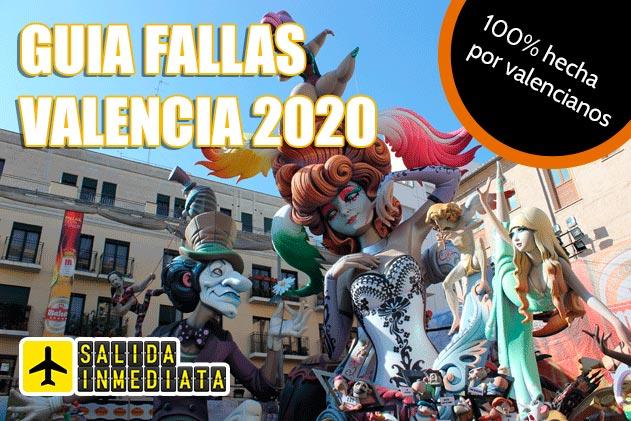 Guia fallas de Valencia 2.020